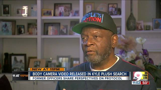 Kyle Plush investigation: Body cam footage does not show officers exit cruiser