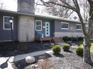 Home Tour: Downsizing to a mid-century ranch