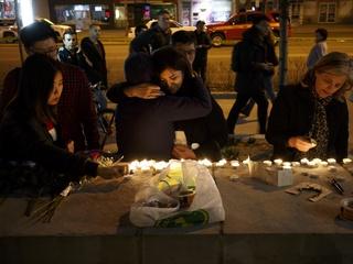 Van kills 10 and injures 15 in Toronto