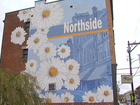 Northside group fundraising to restore mural