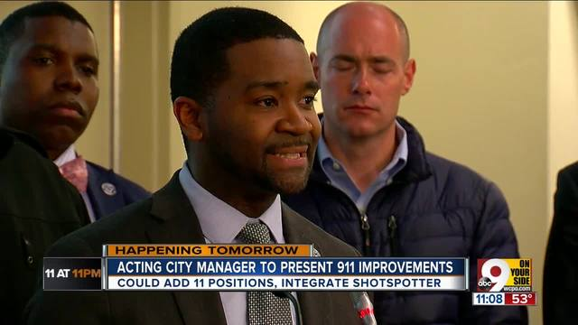 Cincinnati-s 911 center gets immediate changes with funds for more…