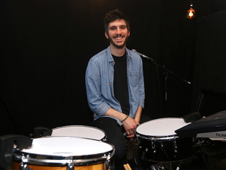 Cincy drummer's beats aren't for music purists
