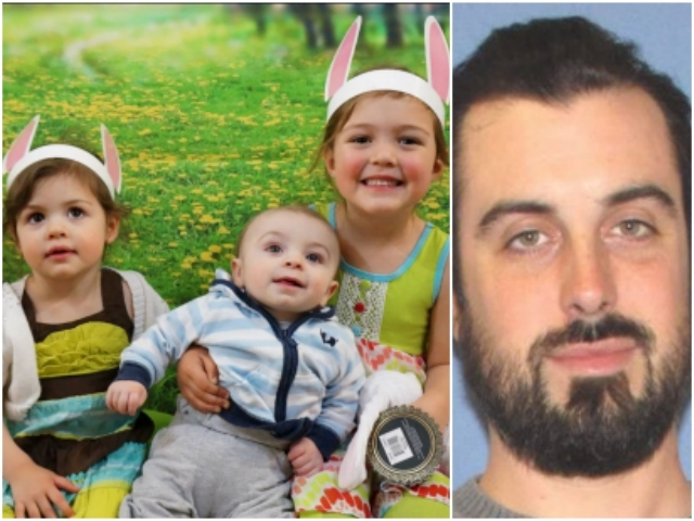 Ohio Amber Alert: Neil Perin Suspected Of Abducting His 3 Children