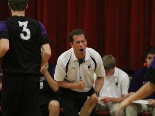 Elder volleyball coach reaches win No. 300