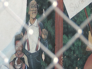 Developer: Mural has to go to save building