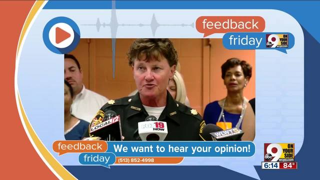 Feedback Friday- Former jail chief claims discrimination led to her firing