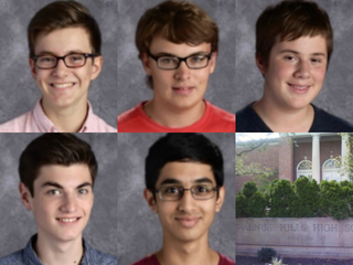 5 Walnut Hills students score perfect on ACT