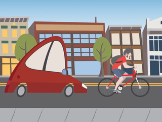 A driver's guide to sharing the road with bikes