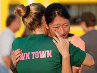 Teacher, exchange student among Texas victims