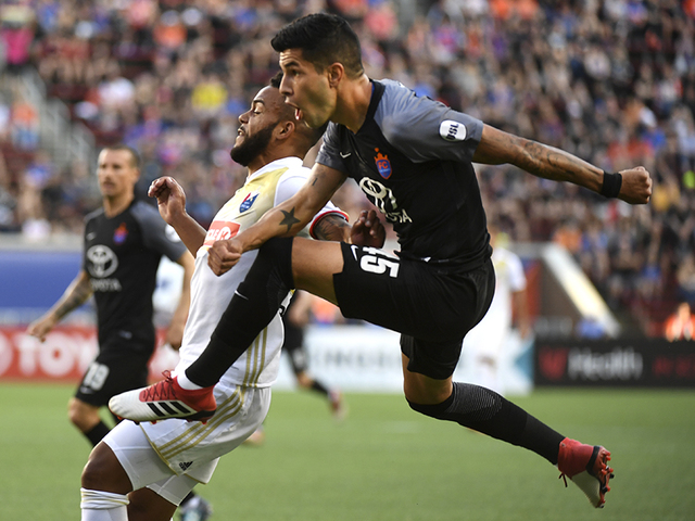 FC Cincy gets creative on offense in 4-1 win