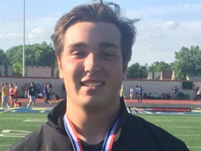 Mason athlete lauded for act of sportsmanship