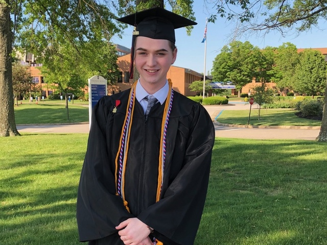 Holy Cross yanks valedictorian graduation speech