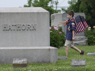PHOTOS: Remembering the meaning of Memorial Day