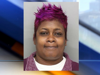 PD: Woman stabbed victim's face with grill fork