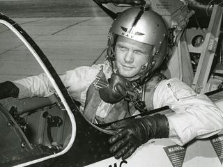 John Glenn's helmet up for auction
