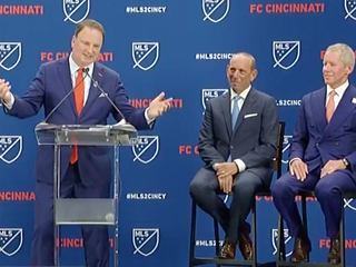 FC Cincinnati to pick expansion draft selections