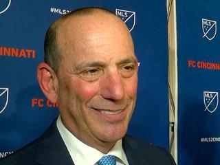 Garber gives scoop on FC Cincy, Columbus Crew