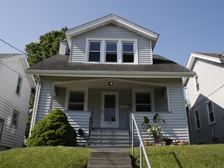 Home Tour: Generic' Norwood bungalow transformed