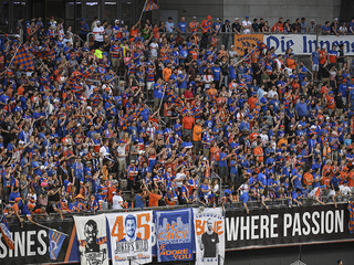 FC Cincinnati gives Minnesota its all