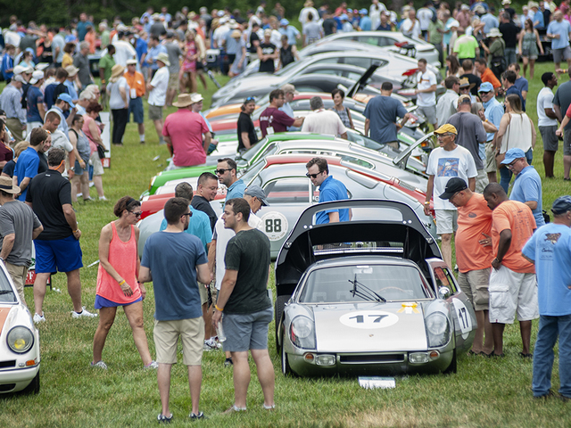 Exotic Rides Come To Ault Park For One Of The Most Anticipated Car - Car show in cincinnati this weekend
