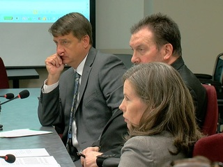 County commissioners consider sales tax hike