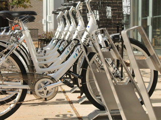 Bike share is coming to Blue Ash