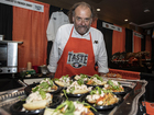 PHOTOS:  Bengals host Taste of the NFL