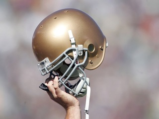 Anderson's Zeke Correll commits to Notre Dame