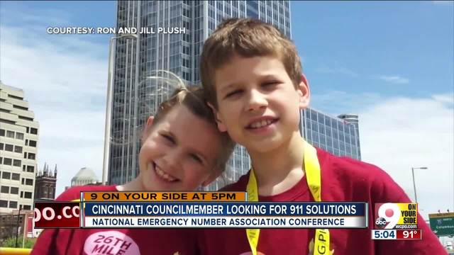 Councilmember Amy Murray looks for 911 solutions in Nashville