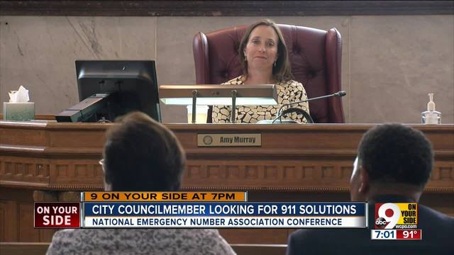 City council member looking for 911 solutions