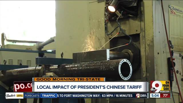 New tariffs impact Tri-State businesses- big and small