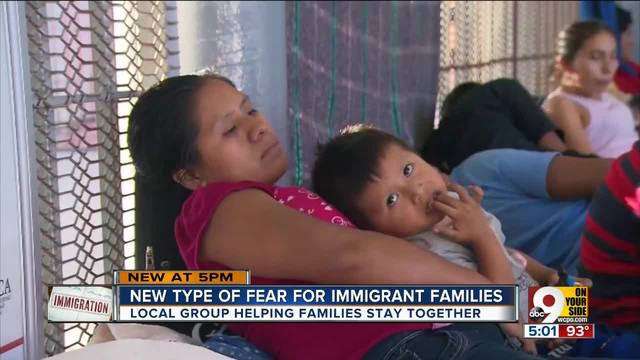 New type of fear for immigrant families