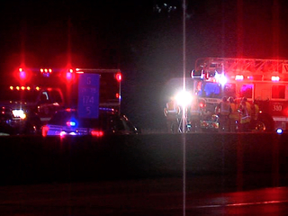 Deputies: Driver killed after stopping on I-75