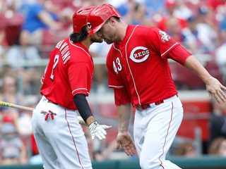 Popo in 9: The Reds are red-hot (no, seriously)