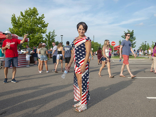 GALLERY: Red, White and Blue Ash