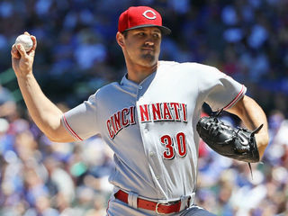 Tyler Mahle, Reds win 5th straight over Cubs