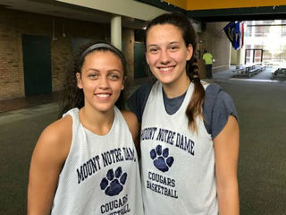 MND seniors aiming for another state hoops title
