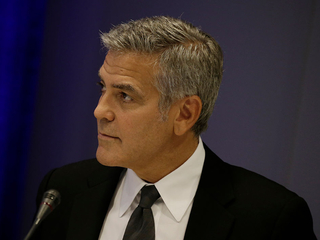 George Clooney out of hospital after crash