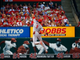 Peraza's 5 hits lead Reds past Cardinals, 8-2