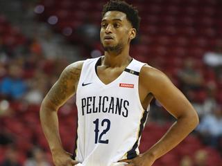 Pelicans sign Trevon Bluiett to 2-way contract