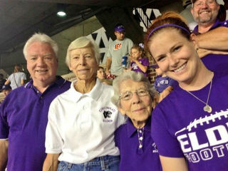 Longtime Elder fan lived to be 101 years old