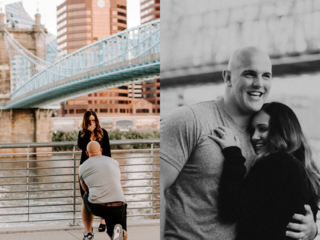 Bengal Billy Price proposes by the Roebling