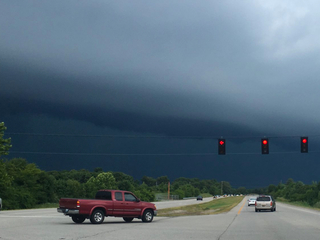 Severe weather passes through Tri-State