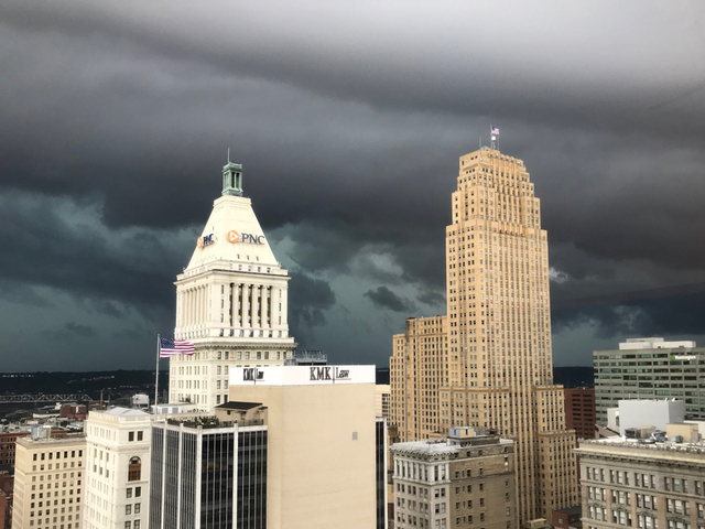 Weather Alert Day: Severe weather hits Tri-State