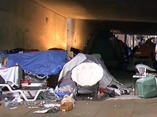 City: No deal to move tent city to new location
