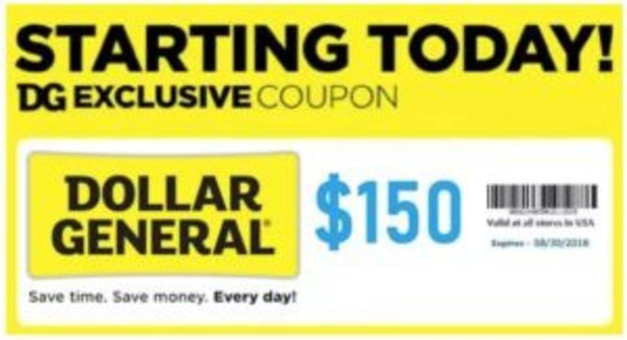 thousands share dollar general 150 off coupon wcpo cincinnati oh
