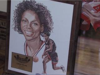Linda Miles pins down career as a basketball ref