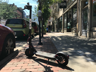 Bird vs Lime: Scooter war hits Cincinnati