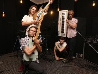 Cincy 'grit pop' group Vacation release new LP