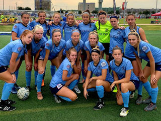 Girls' soccer team places third in nation